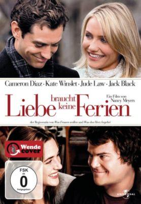 Liebe braucht keine Ferien, Kate Winslet,Jude Law,Jack Black Cameron Diaz