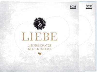 Liebe - Das Liederschätze neu entdeckt, 1 Audio-CD