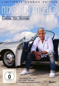 Liebe Für Immer (Limitierte Fanbox), Nino De Angelo