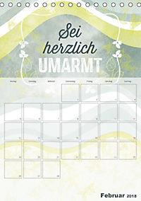Liebe macht glücklich (Tischkalender 2018 DIN A5 hoch) - Produktdetailbild 2