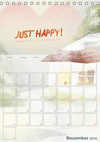 Liebe macht glücklich (Tischkalender 2018 DIN A5 hoch) - Produktdetailbild 12