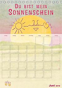 Liebe macht glücklich (Tischkalender 2018 DIN A5 hoch) - Produktdetailbild 6
