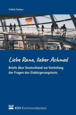 Liebe Rana, lieber Achmed!, Ortlieb Fliedner