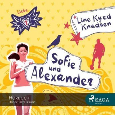 Liebe - Sofie und Alexander, MP3-CD, Line Kyed Knudsen
