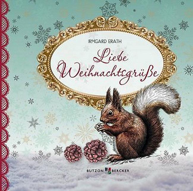 Weihnachtsgrüße Büro.Liebe Weihnachtsgrüße Buch Jetzt Bei Weltbild De Online Bestellen