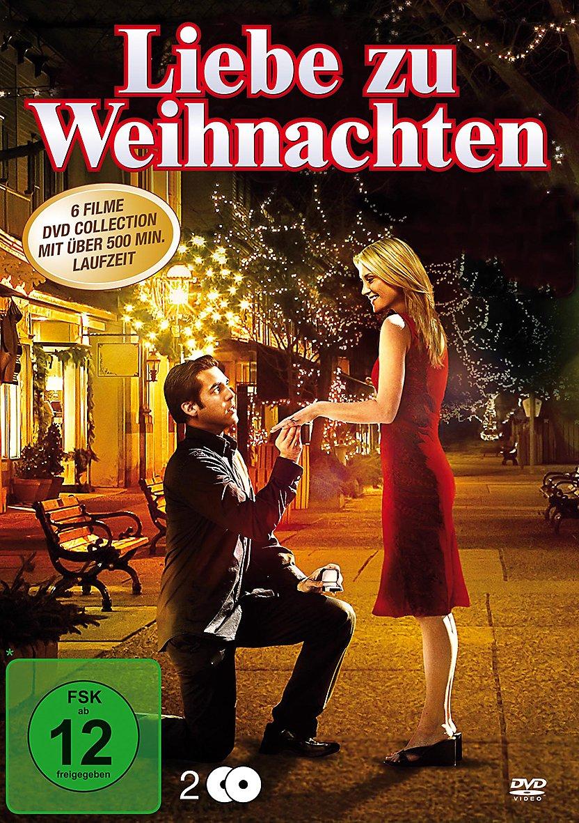 Liebe zu Weihnachten DVD jetzt bei Weltbild.de online bestellen