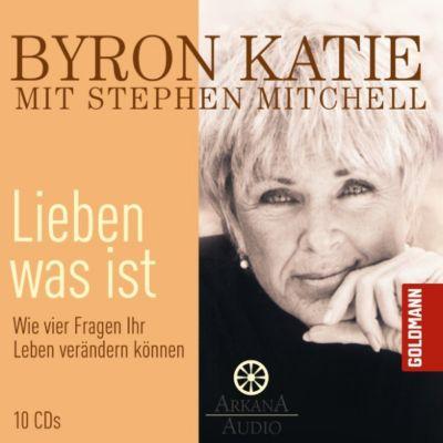 Lieben was ist, Stephen Mitchell, Byron Katie