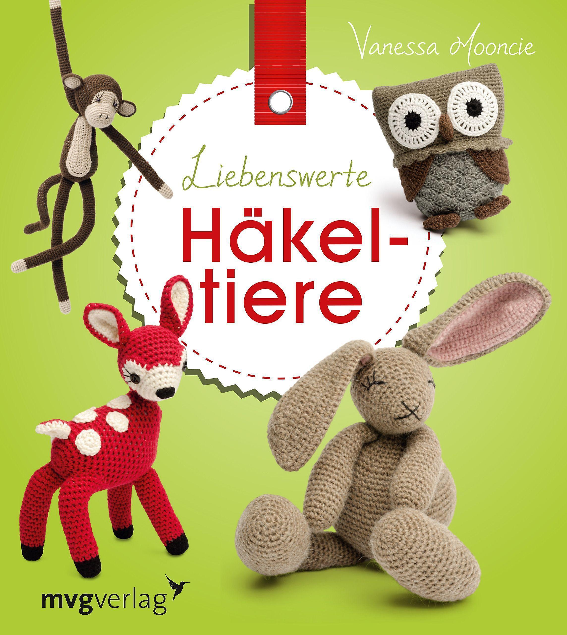 Liebenswerte Häkeltiere Buch Portofrei Bei Weltbildde Bestellen