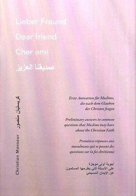 Lieber Freund / Dear friend / Cher ami - Christian Mansour pdf epub