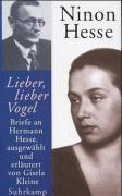 Lieber, lieber Vogel - Ninon Hesse |