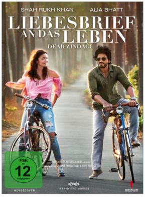 Liebesbrief an das Leben - Dear Zindagi, Shah Rukh Khan
