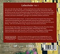 Liebeslieder Vol.1 - Produktdetailbild 1