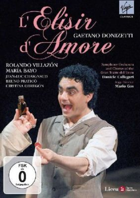 Liebestrank (L'Elisir D'Amore), Rolando Villazon, Maria Bayo, Various