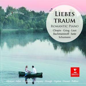 Liebestraum: Romantic Piano, Diverse Interpreten