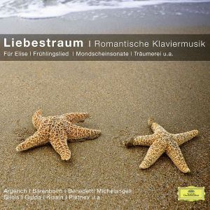 Liebestraum - Romantische Klaviermusik, Ugorski, Barenboim, Gulda, Weissenberg