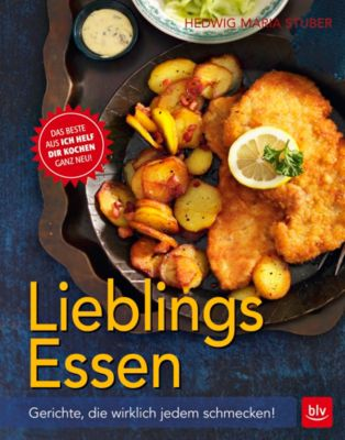 Lieblings Essen - Hedwig M. Stuber  