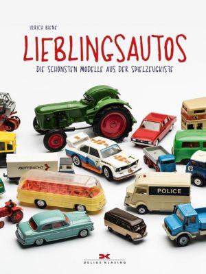 Lieblingsautos - Ulrich Biene |