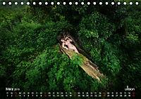 Lieblingsbäume - eins mit der Natur (Tischkalender 2019 DIN A5 quer) - Produktdetailbild 3
