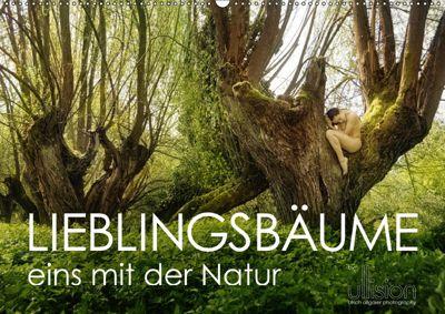 Lieblingsbäume - eins mit der Natur (Wandkalender 2019 DIN A2 quer), Ulrich Allgaier
