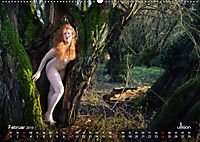Lieblingsbäume - eins mit der Natur (Wandkalender 2019 DIN A2 quer) - Produktdetailbild 2