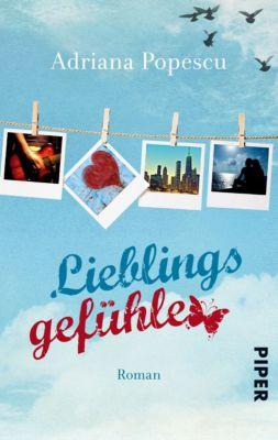 Lieblingsmomente-Reihe: Lieblingsgefühle, Adriana Popescu
