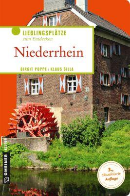 Lieblingsplätze im GMEINER-Verlag: Niederrhein, Birgit Poppe, Klaus Silla