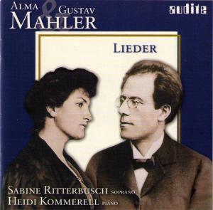 Lieder, Sabine Ritterbusch, Heidi Kommerell