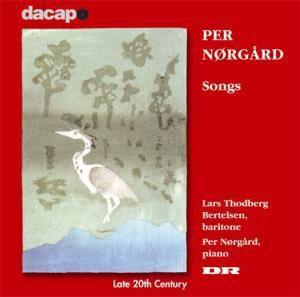 Lieder, Lars Thodberg, Per Norgard