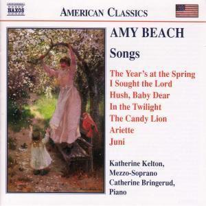 Lieder, Katherine Kelton, C. Bringerud