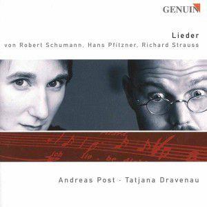 Lieder, Andreas Post, Tatjana Dravenau