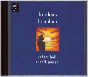 Lieder, Robert Holl, Rudolf Jansen