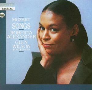 Lieder, Roberta Alexander, Glen Wilson
