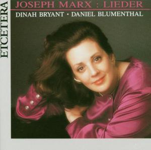 Lieder, Dinah Bryant, Daniel Blumenthal