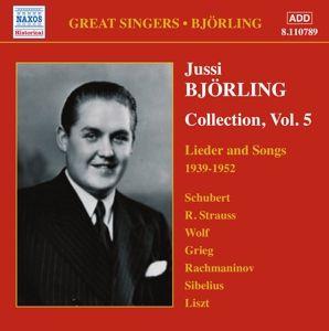 Lieder, Jussi Björling