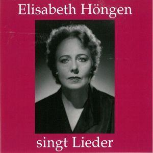 "Lieder (Aufnahmen 1946-1948), H""ngen, Moore, Nordberg, Zipper"