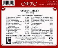 """Lieder Aus """"Des Knaben Wunderhorn"""" - Produktdetailbild 1"""