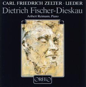 Lieder:Die Sänger D.Vorwelt/Wand'Rers Nachtlied/+, Fischer-Dieskau, Reimann