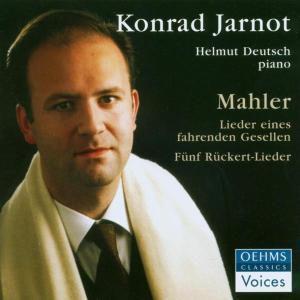 Lieder Eines Fahrenden Gesellen/+, Konrad Jarnot, Helmut Deutsch
