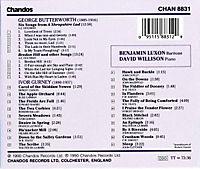 Lieder F.bariton (u.klavier) - Produktdetailbild 1
