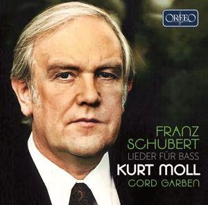 Lieder Für Bass:Der Tod U.Das Mädchen/Prometheus/+, Kurt Moll, Cord Garben