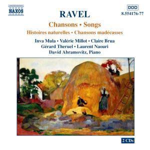 Lieder Für Stimme Und Klavier, Mula, Millot, Brua, Theruel, Naour