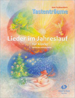 Lieder im Jahreslauf, für Klavier - Anne Terzibaschitsch  