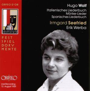 Lieder:Ital./Span.Liederbuch/Mörike-Lieder, Seefried, Werba