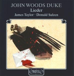 Lieder:Loveliest Of Trees/3 Chinese Love Lyrics/+, Taylor, Sulzen