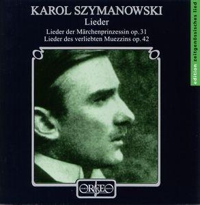 Lieder:Märchenprinzessin Op.31/Muezzin Op.42/+, Barainsky, Bauni