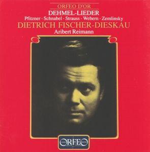 Lieder Nach Texten Von Richard Dehmel, Fischer-Dieskau, Reimann, Blacher