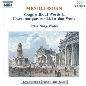 Lieder Ohne Worte Vol.2, Péter Nagy