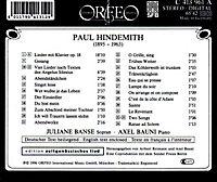 Lieder Op.18/Silesius-Lieder/Einsiedler/+ - Produktdetailbild 1