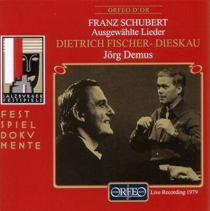 Lieder:Prometheus/Meeres Stille/An Die Leier/+, Fischer-Dieskau, Demus