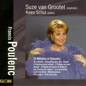 Lieder Recital, Suze Van Grootel, Kees Schul